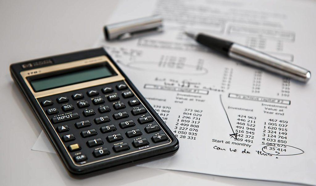 Steuer Berechnung